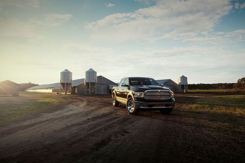 "The Ram Truck brand introduced the two-minute ""Farmer"" video during Super Bowl XLVII bringing national ..."