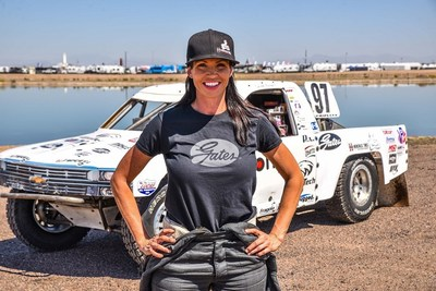 Sarah Burgess will be at the Gates AAPEX booth on Wednesday, November 2 from 3-5 pm for autographs and photos.