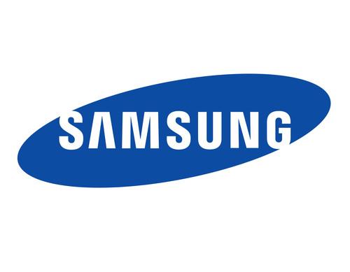 Samsung logo. (PRNewsFoto/Fingerprint) (PRNewsFoto/FINGERPRINT)
