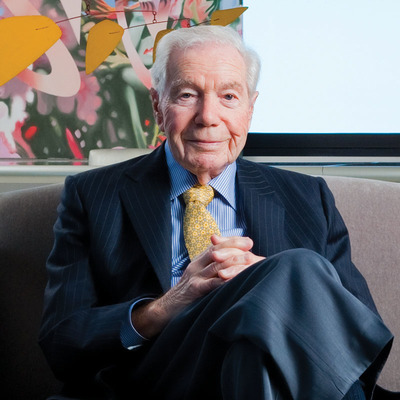 Jerome H. Stone founded the Alzheimer's Association, generating much-needed research and resources for families facing the disease.