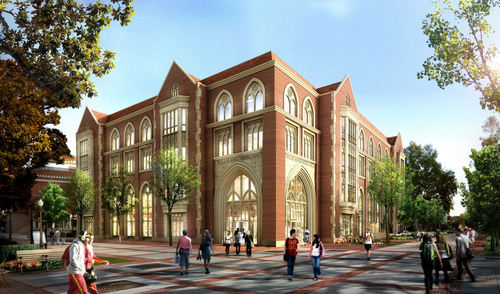 USC Annenberg to break ground on new building, launch $150 million fundraising drive