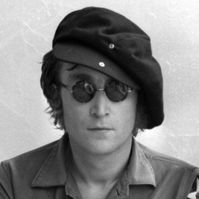 Photo Credit: Iain Macmillan (C) Yoko Ono -- John Lennon albums remastered and new collections compiled for 'Gimme Some Truth' global catalogue initiative. (PRNewsFoto/EMI Music, Iain Macmillan)