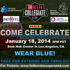 Fatherhood and Mentoring Take the Field at NFL Players Association Collegiate Bowl