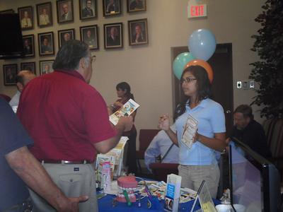 Rodeo Dental participa en la Feria de la Salud para los Empleados del PUB