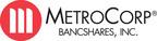 MetroCorp Bancshares, Inc. logo. (PRNewsFoto/MetroCorp Bancshares, Inc.)