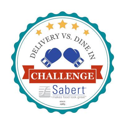 Sabert's 2016 Delivery Vs. Dine In Challenge