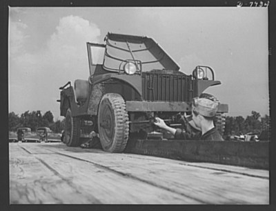 """The unsung hero in the """"jeep"""" story is definitely the four-wheel-drive transfer case Model 18 produced by Spicer Manufacturing.  This was a linchpin of the military jeeps and for decades of civilian jeeps thereafter.  In 1946, Spicer changed its corporate name to Dana Corporation."""