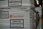 Direct Relief Airlifts 47 Tons of Critical Medical Aid to Ecuador