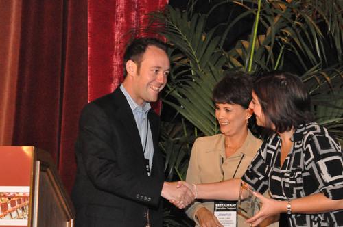 Fleming's Prime Steakhouse & Wine Bar Named Winner of 2010 Breakthrough Award