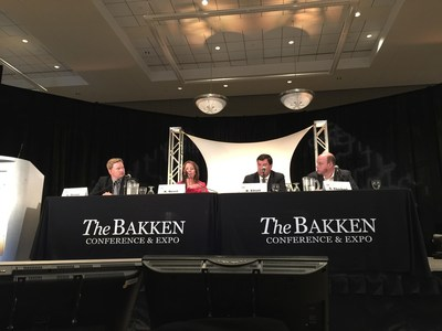 Dan K. Eberhart, in Grand Forks, ND, enjoyed speaking on a panel with Luke Geiver, Kathy Neset and Brandon Elliott at The Bakken Conference & Expo. The panel discussed opportunities for the Bakken region and utilizing the downturn to focus on infrastructure investment.
