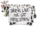 Cow Appreciation Day is this Friday, July 11 at Chick-fil-A. (PRNewsFoto/Chick-fil-A, Inc.)
