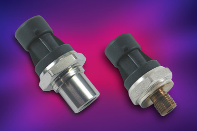 Two New Low-cost, High-performance Pressure Transducers Offered by Measurement Specialties.  (PRNewsFoto/Measurement Specialties)