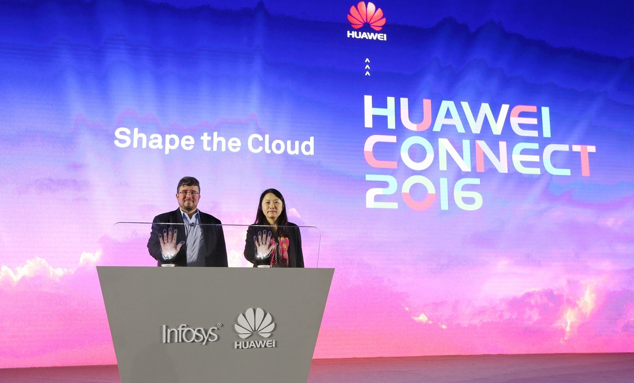 Diana Yuan and Richard Longo jointly announce the new solution