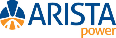 Arista Power, Inc. logo.  (PRNewsFoto/Arista Power, Inc.)