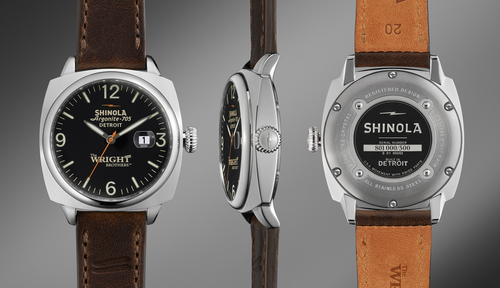 Courtesy of Shinola.  (PRNewsFoto/Shinola)