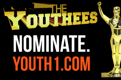 The search for the best youth athletes to compete for the 2014 Youthees Awards has begun! The prestigious Youthee is America's top youth sports award started by Youth1 Media in 2012 to honor excellence in sport, community initiative, teamwork, and love of the game.The Youthees Awards, now in its third year, has become THE ultimate recognition of individual and team athletic achievement and other sports-related performance in youth athletics.  (PRNewsFoto/Youth1 Media)