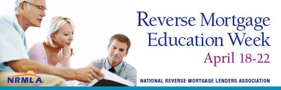 NRMLA to Launch Reverse Mortgage Education Week Monday, April 18
