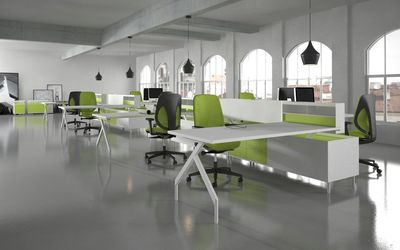 ERSA and Bellini at the Orgatec: Simple and Original