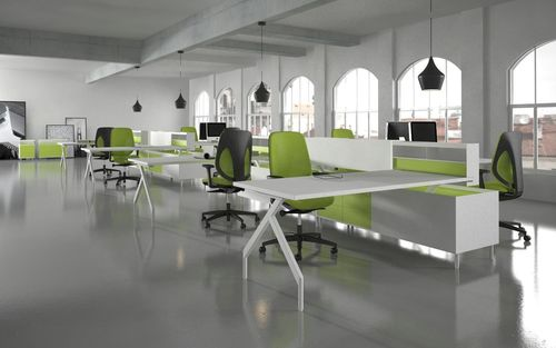 "ERSA introduces the ""SO Simple Office System"" created by the multi-faceted Italian designer and interior architect Claudio Bellini. ERSA is a manufacturer of functional, flexible, comfortable furniture and systems that meet the needs of international contemporary office environments."