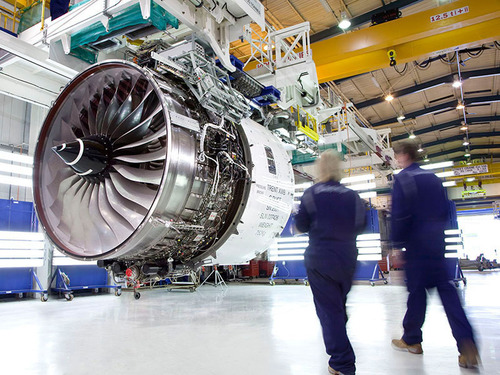 Firth Rixson und Rolls-Royce unterzeichnen Vereinbarung über 500 Millionen USD
