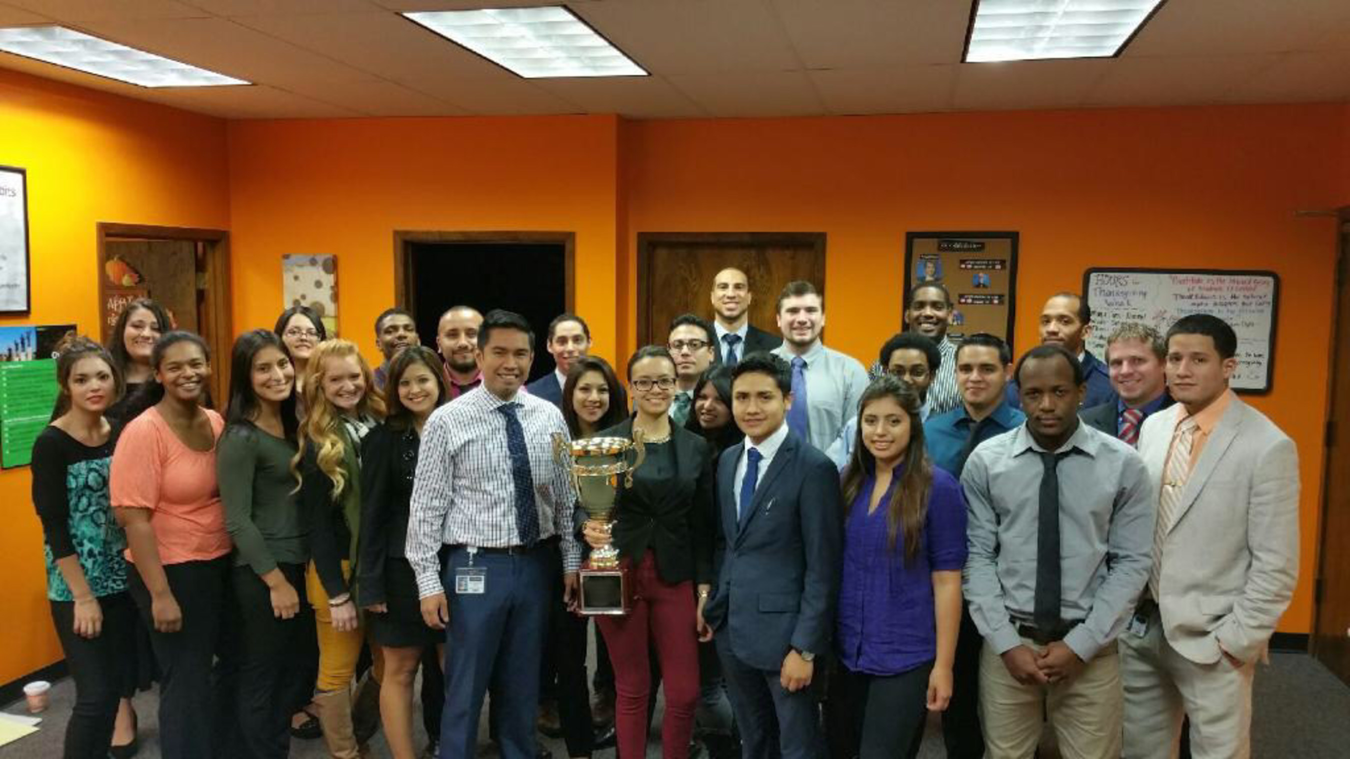 """Aleuro, Inc. Awarded """"Campaign Cup"""" for Excellent Sales Performance"""