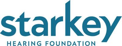 Starkey Hearing Foundation Logo.  (PRNewsFoto/Starkey Hearing Foundation)
