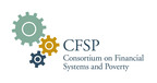 Consortium on Financial Systems and Poverty logo. (PRNewsFoto/Consortium on Financial Systems and Poverty)