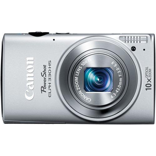 The Canon ELPH-330 Compact Digital Camera.  (PRNewsFoto/10rate)