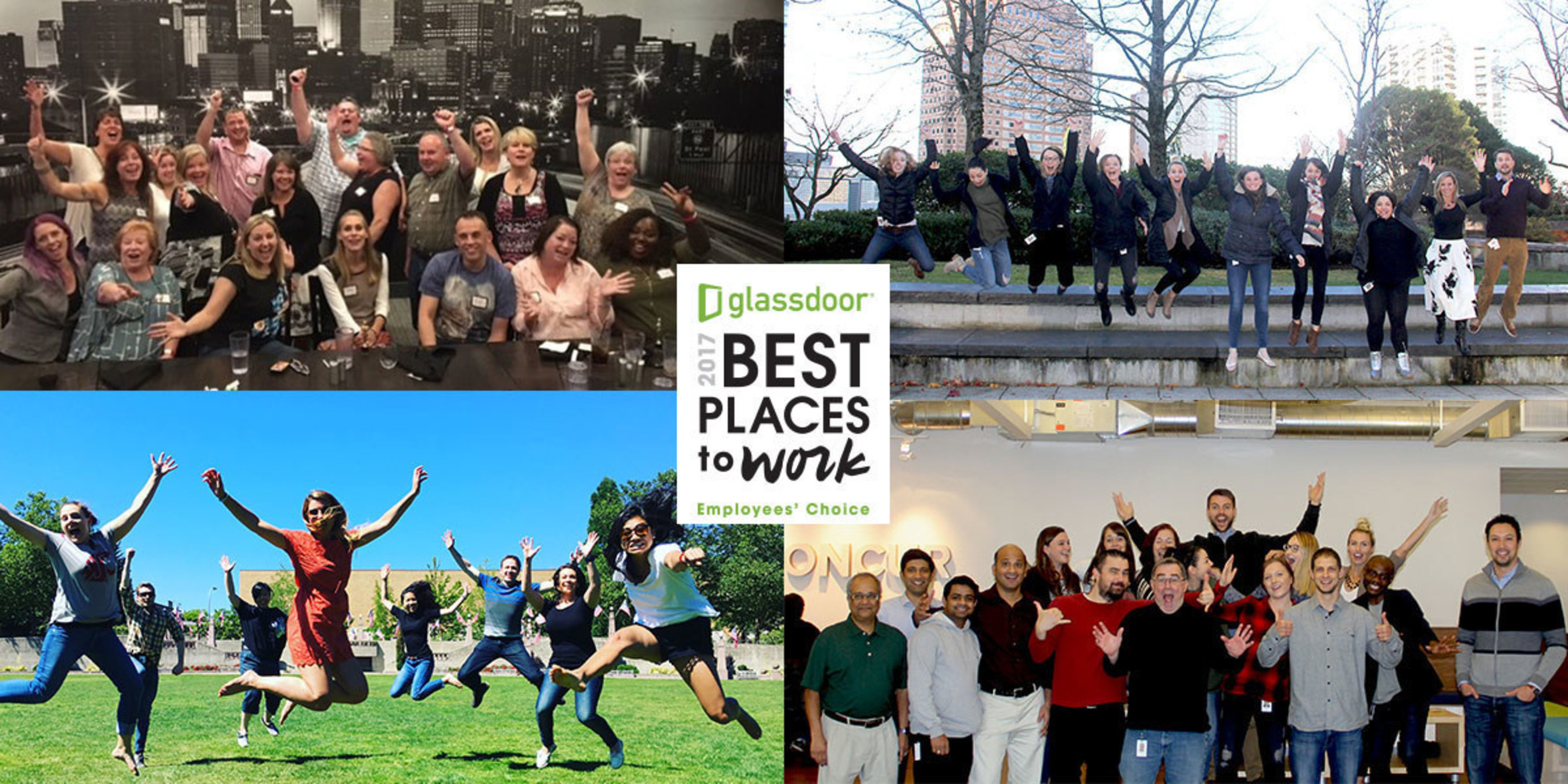 Concur Recognized as One of the Best Places to Work by Glassdoor