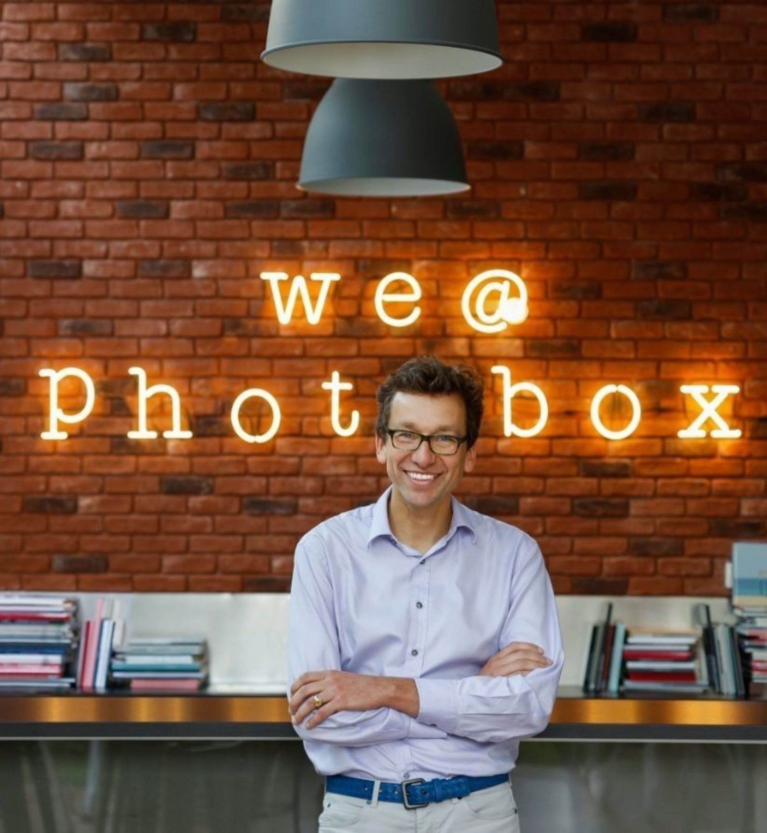 Stan Laurent, Group President and CEO of Photobox Group (PRNewsFoto/PhotoBox Group) (PRNewsFoto/PhotoBox Group)