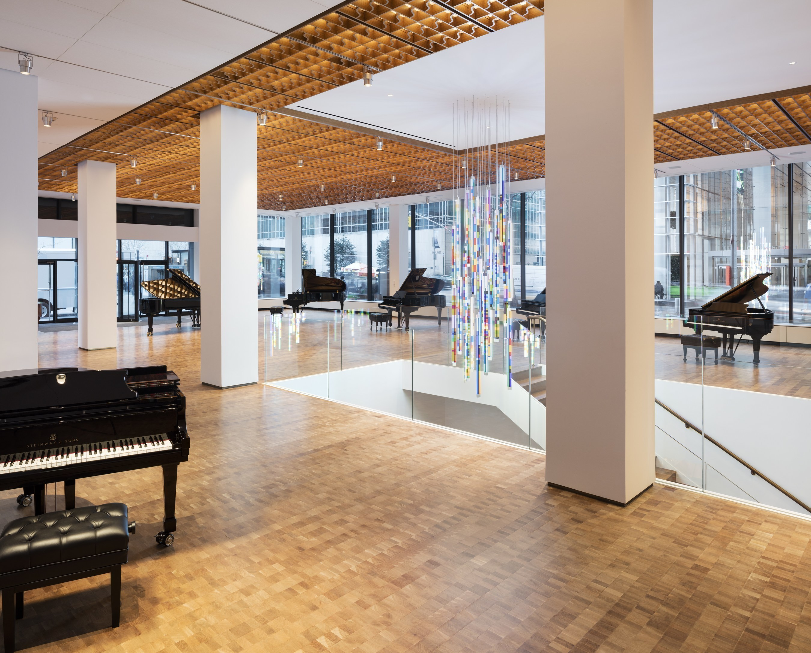 Steinway Hall, Steinway & Sons' Global Flagship Opens Today In Midtown Manhattan