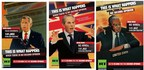 "Posters for RT's ""Second Opinion"" ad campaign (PRNewsFoto/RT)"