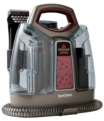 Introducing the new BISSELL SpotClean. (PRNewsFoto/BISSELL Homecare, Inc.)