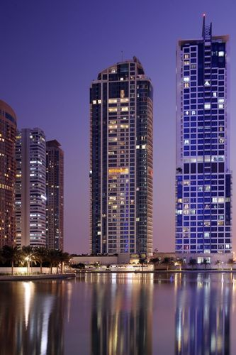 Mövenpick Hotel Jumeirah Lakes Towers, Now open (PRNewsFoto/Moevenpick Hotels & Resorts)