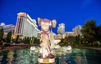 Caesars Palace Launches 50th Anniversary Celebration
