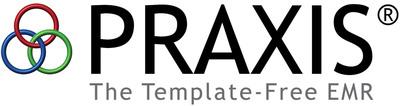 Praxis EMR. (PRNewsFoto/Praxis EMR)