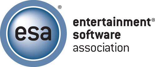Entertainment Software Association Logo (PRNewsFoto/Entertainment Software Assoc.)