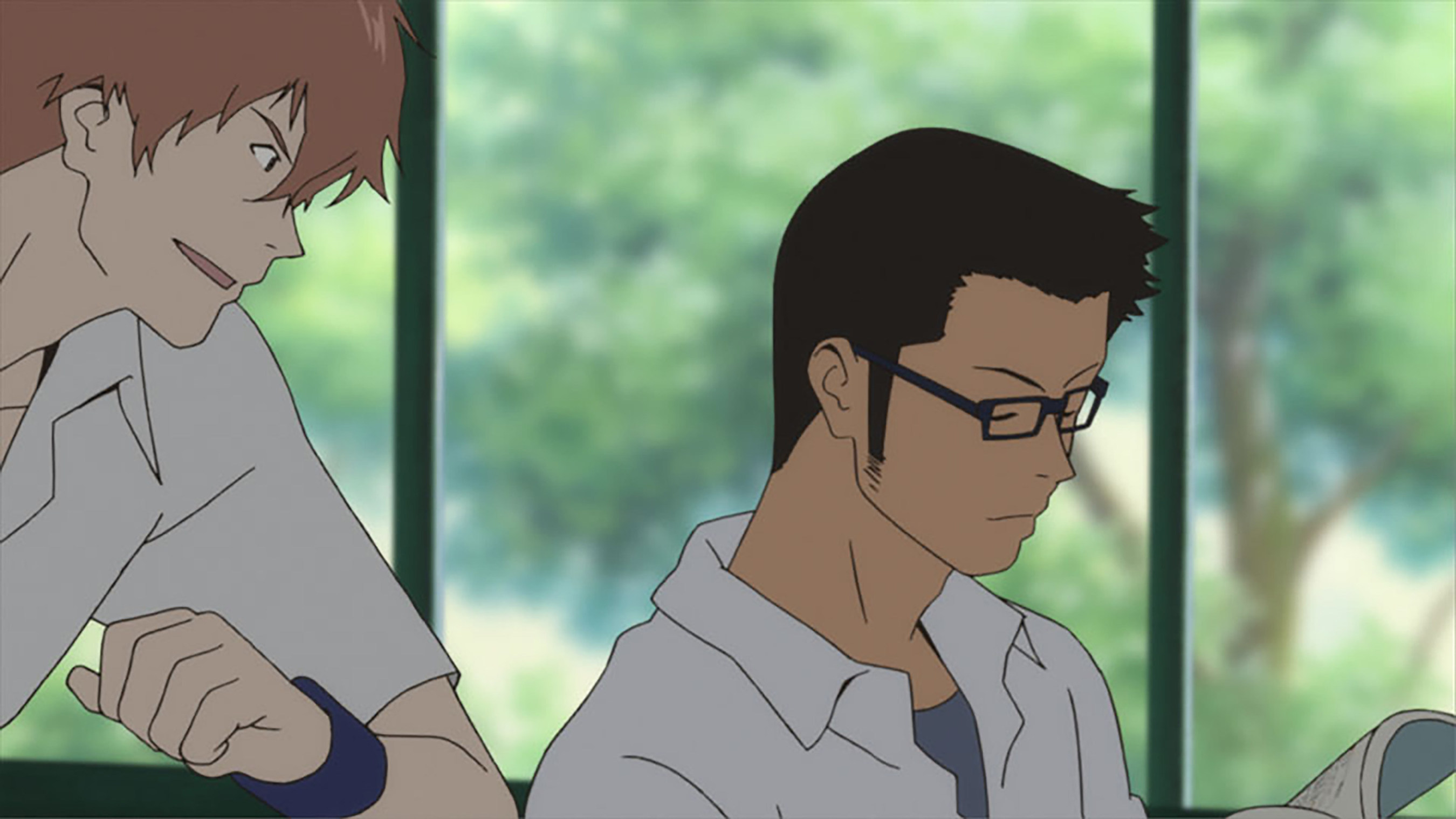 """Still from """"The Girl Who Leapt Through Time"""" - courtesy of Funimation"""