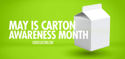 Evergreen Packaging Launched Carton Awareness Month to Raise Awareness Among Consumers About the Importance of Sustainable Packaging and Many Creative Uses of Cartons
