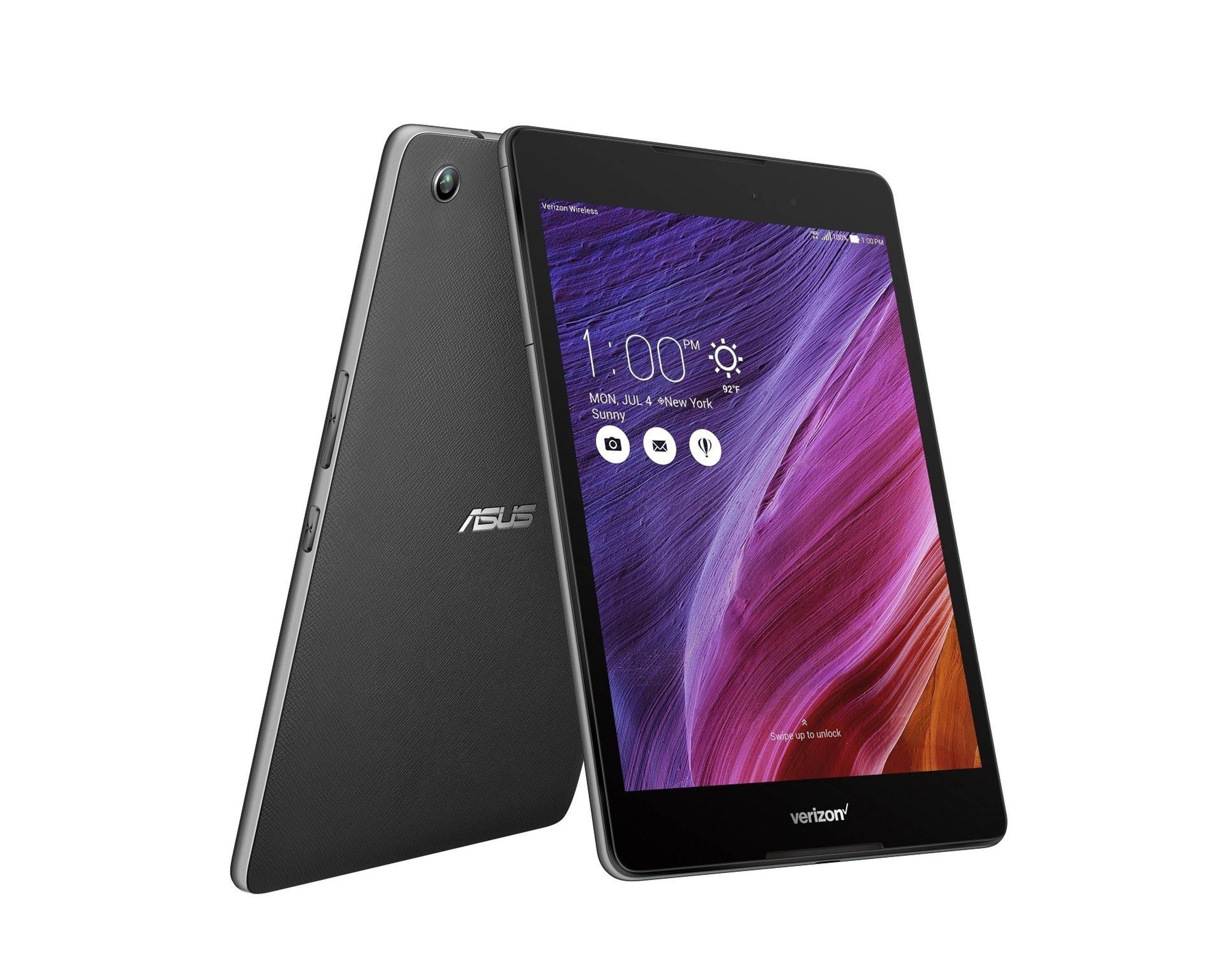 ASUS, Verizon and Qualcomm Technologies, Inc., a subsidiary of Qualcomm Incorporated, today announced that the ASUS ZenPad Z8 tablet, a multimedia powerhouse featuring the Qualcomm(R) Snapdragon(TM) 650 hexa-core processor, is immediately available on America's best network for pre-order exclusively at Verizon at www.verizonwireless.com/tablets/asus-zenpad-z8 and in Verizon retail stores beginning Thursday, June 23. The ASUS ZenPad Z8 is the ultimate entertainment device for watching movies, TV shows,...