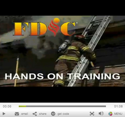 FDIC Hands On Training Videos Allows Attendees To View Course Descriptions In Order To Select The Best Class For Them.  (PRNewsFoto/PennWell Corporation)