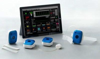 CareTaker Medical's Wireless Patient Monitor Platform