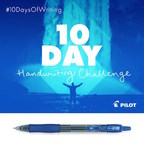 Pilot Pen Celebrates National Handwriting Day, Highlighting The Written Word's Impact On Everyday Life