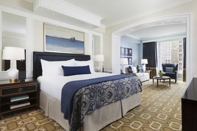 Boston Harbor Hotel's Deluxe City View