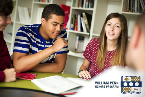 George Fox undergraduate students will have the opportunity to engage classical texts in a rigorous honors program beginning in 2014.  (PRNewsFoto/George Fox University)