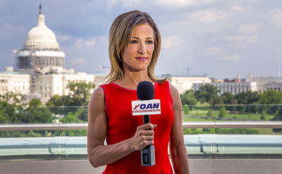 Emily J. Miller, Senior Political Correspondent for One America News Network