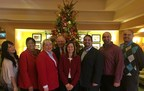 Season's Greetings from the Fairfield Inn Anaheim Resort leadership team! The hotel invites guests to book accommodations just minutes from dazzling holiday events at Disneyland(R) while taking advantage of a premier package for Annual Passholders. For information, visit www.FairfieldInnAnaheimResort.com or call 1-714-772-6777.