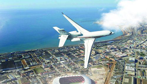Dassault Aviation to showcase popular Falcon 7X at Africa Aerospace and Defence show. (PRNewsFoto/Dassault Aviation)