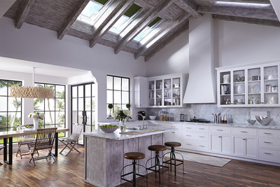 Planning to age in place don t overlook need for balanced natural light by brandpoint - Skylight house plans natural light ...