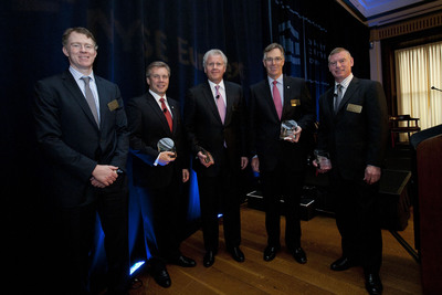 """Corporate Executive Board Honors Bayer Corp., GE, Progressive Insurance and RBC for """"Integrity Capital"""""""